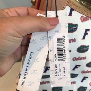 Dooney & Bourke Bags - NWT Dooney & Burke Florida Gators bag